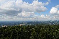 Ještě pohled z vrcholu Tanečnice.
