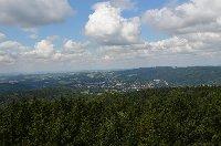 Další výhled na Něměcko z Tanečnice.