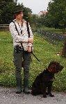 Charínka - Charlinka se svou paničkou na SVP: