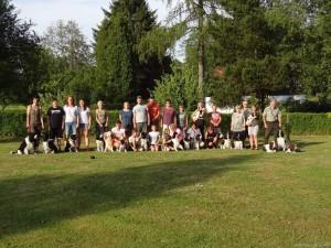 Foto všech účastníků prvního dne.