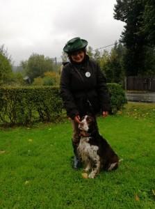 Giuli, jsi můj statečný, milovaný pes!