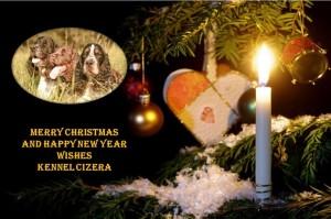Dcera našeho Giuliana - Dina Ester Cizera a celá CHS Cizera.