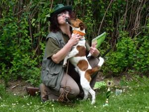 Nesty z Dobrucké stáje - BZ I.c.vítěz zkoušek, LZ I.c. (vynikající psík)