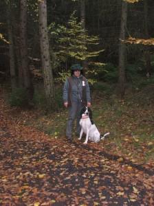 Samuel Bencila - bernský honič, BZH I.c, velmi milý, dobře cvičitelný pes