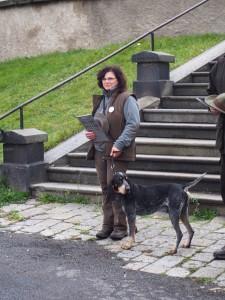 Artuš Zlatá Arga - BZ I.cena 2017, těžší pes na výcvik, ale velmi chytrý, hodně svůj, nakonec vše pochopil a vše OK